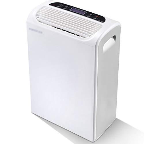 humidificador de niebla Deshumidificador del hogar Silencio dormitorio deshumidificador multifuncional Familia sótano Aire deshumidificador deshumidificador portátil Adecuado for 20-120 □ humidificado