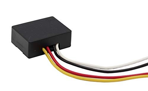 Creative Hobbies TP-01-3 Way Touch Sensor dimmer, Touch lamp Repair kit Control Module, Replacement Sensor, Touch Switch, Hi, Med, Low, Off -150 Watt