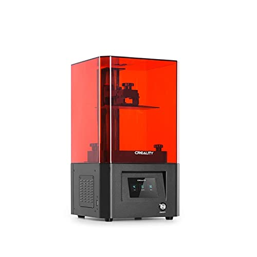 AWSAD CREALITY LD-002H 3D Printer, 360-degree Visual Printer, Yejing HD Screen 2K Resolution, Print Size 130x82x160mm (Size : 221x221x403mm)