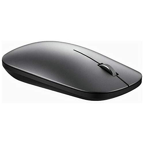 Wireless Bluetooth Mouse Optical Silent Mouse Supports Tog For Matebook 13/14/X Pro(Battery Not Included) Gray