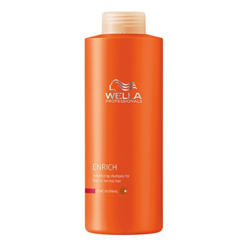 Wella Professionals Enrich Shampoo 500ml Fine/Normal