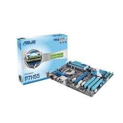 ASUS P7H55 Mainboard Sockel LGA1156 (Clarkdale) DDR3 Speicher ATX
