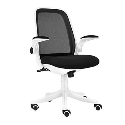 Stoel, bureaustoel, bureaustoel, bureaustoel, bureaustoel, bureaustoel, bureaustoel, bureaustoel, hoge rugleuning, grote stoel en opklapbare armleuning, computerbureau, uitvoerend stoel,7 kleuren