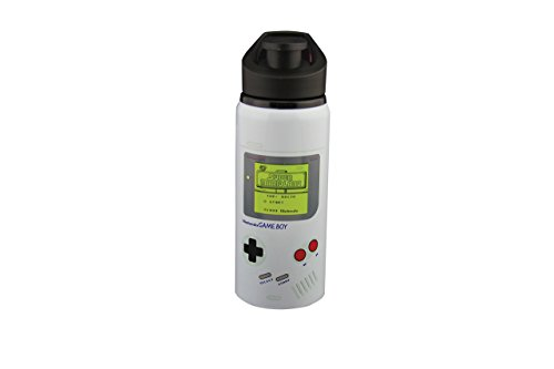 Paladone Nintendo Game Boy Sports Water Bottle - 20 oz