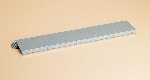 Auhagen 42573.0 - trungel zonder overkapping, 75 x 55 x 10 mm, bont