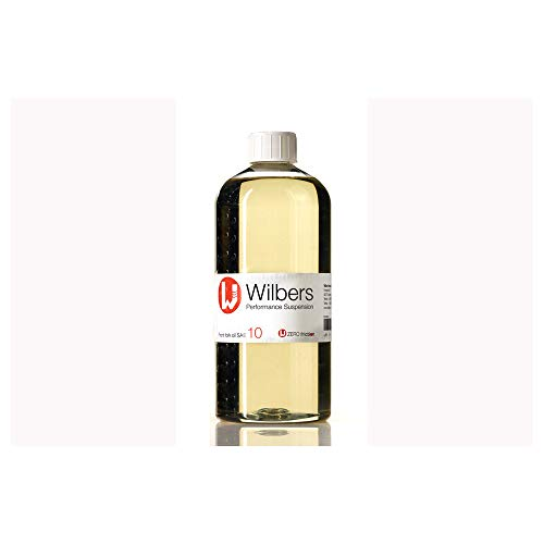Wilbers 610-0110-00 Zero Friction SAE 10, 1 Liter