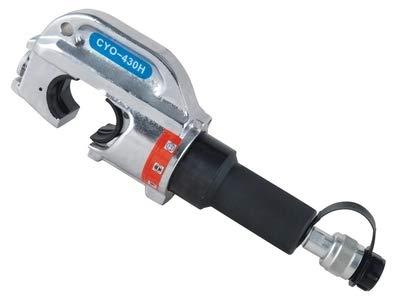 CGOLDENWALL - Alicates hidráulicos, 50-400 mm2, herramienta de compresión hidráulica CYO-430H, alicates de crimpado manual