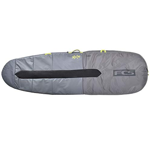 FCS Funboard Day Bag - Cool Grey - 7'6