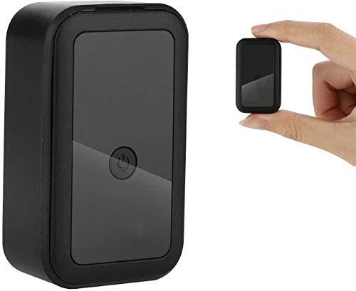 Slkon | Mini Tracker GPS Espion autónomo con micrófono para escuchar a distancia y grabar hasta 6 días de autonomía