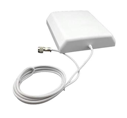 Kixko KIX698F Antenna for GSM Landline Ichiban GSM FWP/Fixed Wireless Phone + 15 Meter Cable