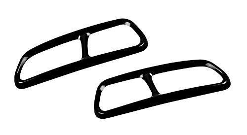 Avant A5 5F Coupe Sportback Q5 ab BJ 2016 OptimumParts24 Pedalkappen Set AT/_7 passend f/ür A4 B9 Limousine Cabrio