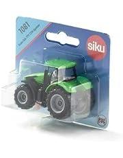 Siku S1081 10, 10 Traktor Deutz-Fahr Ttv 7250 Agrotron S1081