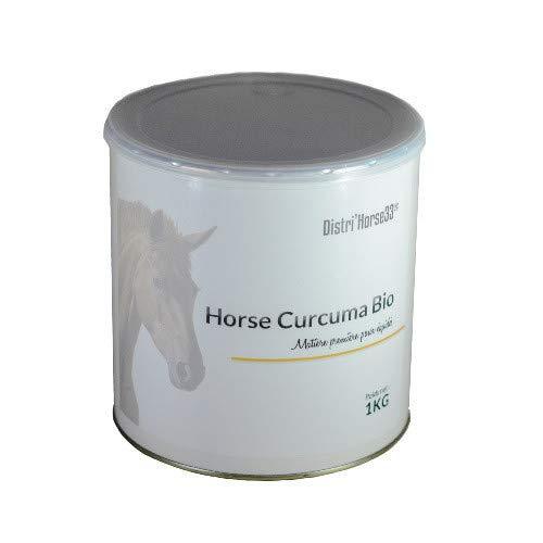 Horse Curcuma Bio - Curcuma Cheval - Contenance: 1 kg