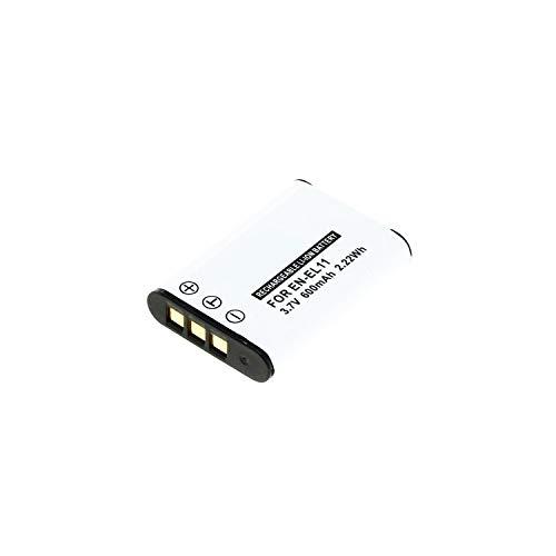 AGI Batería de repuesto compatible con Olympus FE-370