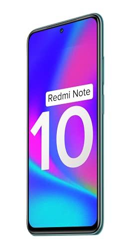 Redmi Note 10 (Aqua Green, 4GB RAM, 64GB Storage)