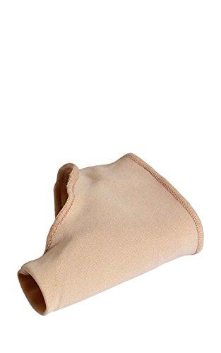 """Kaps Kaps """"Medicus Band Stoff Bandage - Zehen Manschette für den Großzehenballen (Hallux Valgus) - Ballenschale zum Ausrichten der Zehen und Druckreduzierung"""