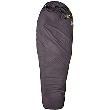 Marmot NanoWave 55° F, Long / Left Zip, Flint