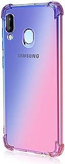 Cose Jack for Samsung Galaxy A20 Case, Samsung Galaxy A30 Case,Ultra Scratch Resistant TPU Rubber Soft Skin Silicone Prote...