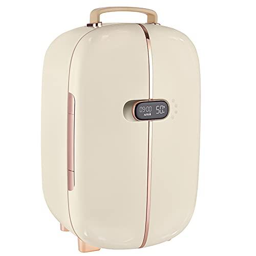 IKER 12L Beauty Fridge, Professional Skincare Fridge for Cosmetics Storage, Portable...