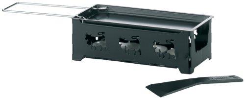 kela 66530 Mini-Raclette Heat Cheese, schwarz