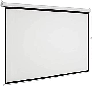 Sponsored Ad – Electric Projector Screen Motorized,100INCH 16:9,240 X 150CMS,WITHOUT Remote Control