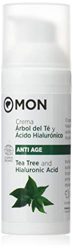 MON DECONATUR Crema de Árbol Del Te Y Ácido Hialuronico 50 ml