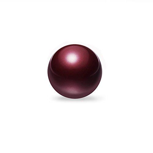 ぺリックス 34 mm トラックボール マット仕上げ 艶消し加工 コントロール型 M570トラックボールと互換性有