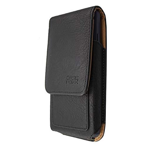 caseroxx Handy Tasche Outdoor Tasche für Crosscall Core-X3, mit drehbarem Gürtelclip in schwarz