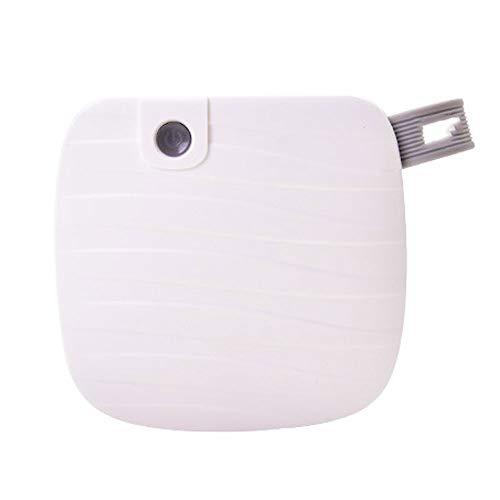 Idebirs Bluetooth-Drucker Mini Convenient Handy-Foto Thermal Tasche Micro Printer (Color : White)