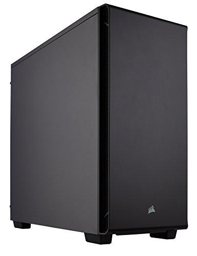 Corsair Carbide 270R - Caja de PC, Mid-Tower ATX, sin Ventana, Negro
