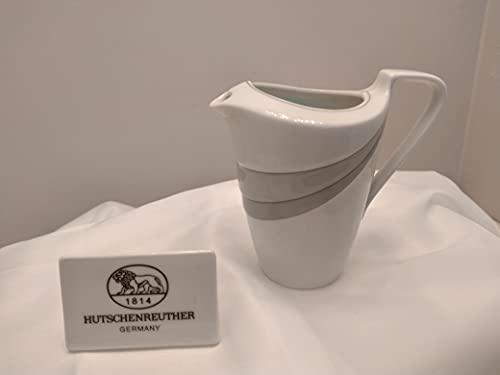 Dib Marquis Hutschenreuther - Juego de jarra de leche de 0,22 l y azucarero de 0,21 l de la línea Maxim De Paris - DEC.15013
