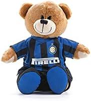 Inter Teddy Bear Ufficiale FC, Orsacchiotto, NeroAzzurro, 24 cm