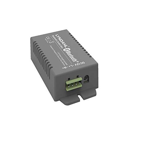 Lyndahl Bluetooth 4-Kanal + AUX Verstärker Set CS200BT-AMP für bis zu 4 Lautsprecher zum streamen Ihrer Musik von Smartphone, Tablet etc. Raum 1