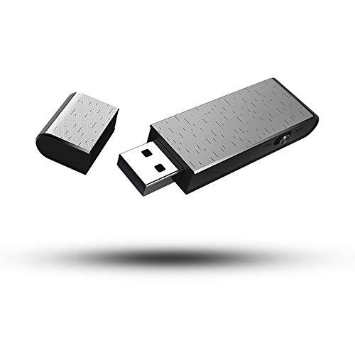 T-XYD Recorder U Disk, Meeting Recorder, Professionelle HD-Noise Reduction-Aufnahme (4GB-32GB), für die Klasse-Studie Business-Arbeit-Konferenz Training,4GB