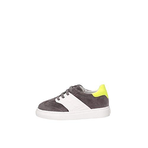 Hogan Junior HXT3400BK20KKI19MZ Sneaker Baby grau 21