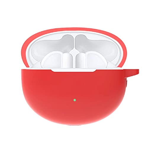 EATAN Cubierta protectora de silicona Shell Anti-caída auricular caso para Hua-wei Freebuds 4i inalámbrico Bluetooth auriculares pantalla táctil protector