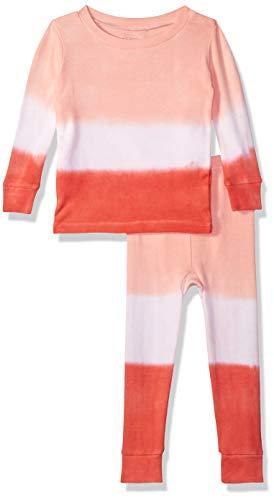 Product Image of the Burt's Bees Baby - Baby Boys Pajamas, Tee and Pant 2-Piece PJ Set, 100% Organic...