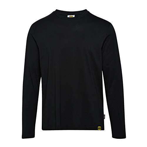 Utility Diadora - T-Shirt da Lavoro T-Shirt ML Mono Organic per Uomo (EU M)