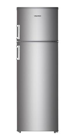 SanGiorgio SD28SS Libera installazione 270L A+ Argento frigorifero con congelatore