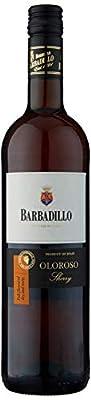 Barbadillo Oloroso Dry Sherry Wine, 75 cl