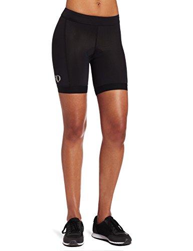 PEARL IZUMI - Pantalones Cortos para Mujer, Mujer Hombre, Color Negro, tamaño XS