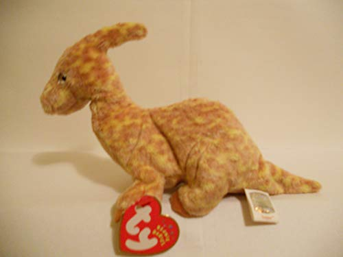 Ty Beanie Baby - Tooter The Dinosaur