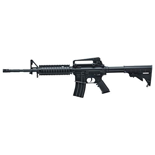 Softair Gewehr elektrisch Rayline M83A1 Material: ABS (Stoßfest), Nachbau im Maßstab 1:1, Länge: 63cm, Gewicht: 1710g, Kaliber: 6mm, Farbe: Schwarz - (unter 0,5 Joule - ab 14 Jahre)