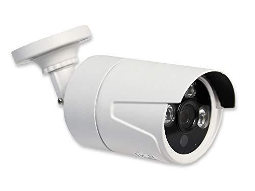 Vetrineinrete Telecamera bullet AHD full hd 1080p 3 mpx 3 led array infrarossi lente 3,6 mm visione notturna telecamere di videosorveglianza 8806ZL3AHD D13