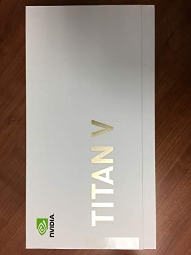 NVIDIA TITAN V VOLTA 12GB HBM2 VIDEO CARD