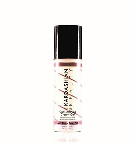 Kardashian 100640128 crema para el cabello - cremas para el cabello (Unisex, Brillo, Black Seed Oil Silk Protein)