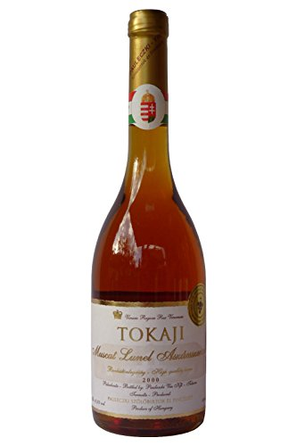 Tokaji Aszúeszencia - PAULECZKI-Vin - Jahrgang 2000, Dessertwein aus Ungarn, Weißwein, Süß, Tokajer Aszúeszencia