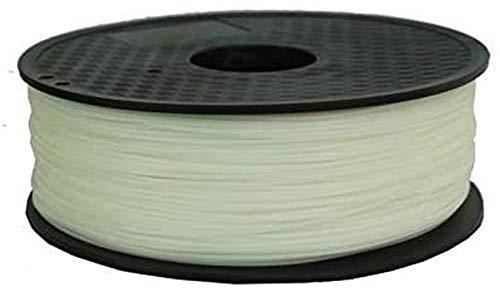 LXLH Filamento PVA solubile in Acqua da 0,5 kg 1,75 mm per stampanti 3D Manici in plastica Filamento 3D PLA 1,75 mm 1 kg Parti della Stampante 3D