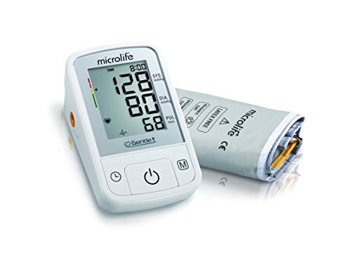 MICROLIFE bpa2-b microlife A2Basic tragbar Automatische Oberarm Blutdruck und Puls Monitor