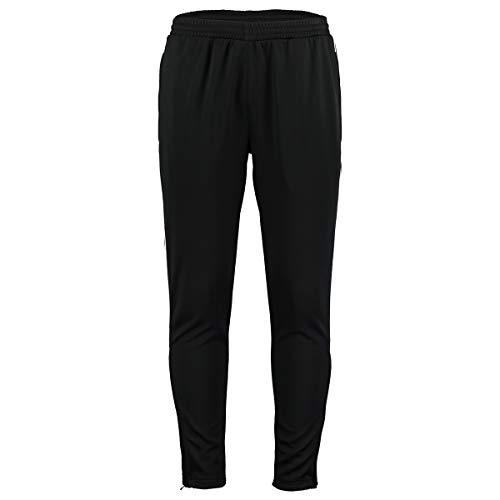 KUSTOM KIT Gamegear Piped Slim Fit Track Pant Pantalon de Sport, Noir (Black/White Black), W26 Homme